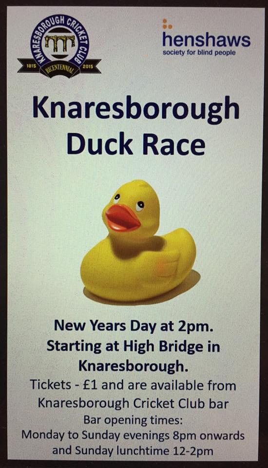 Duck race2018